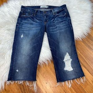 Abercrombie & Fitch MADISON Cut Of Bermuda Shorts
